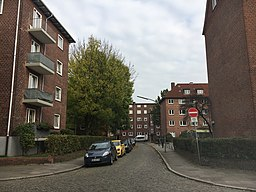 Stöttrupweg in Hamburg