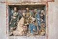 St. Blasius Regensburg Albertus-Magnus-Platz 1 D-3-62-000-24 50 Nördliches Seitenschiff Anbetung der Könige.jpg