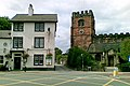 St. Mary's bell tower, Cheadle - geograph.org.uk - 1448010.jpg