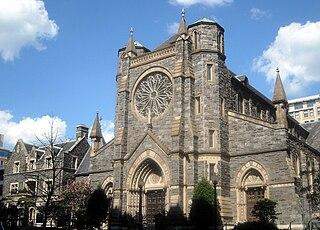 St. Patricks Catholic Church (Washington, D.C.) Church in D.C., United States