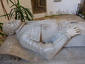 Hans Fugger - Epitaph of Hans Fugger, St. Peter and Paul, Kirchheim in Swabia