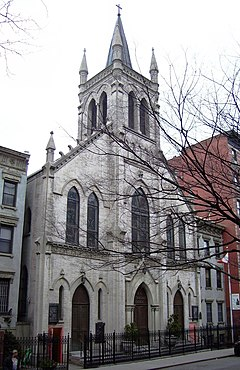 St Stanislaus Bishop And Martyr Church New York City