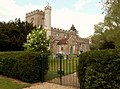 St. Vincent, the parish church of Newnham - geograph.org.uk - 1280056.jpg