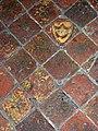 St Andrew's church - medieval floor tiles - geograph.org.uk - 1634094.jpg