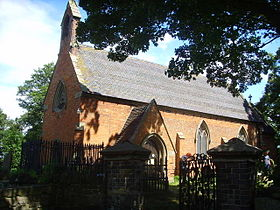 St Bartholomew's Church, Longdon upon Tern - geograph.org.uk - 517209.jpg
