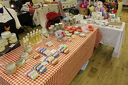 http://upload.wikimedia.org/wikipedia/commons/thumb/0/03/St_Briavels_Art_and_Craft_Fair_2012_16.JPG/256px-St_Briavels_Art_and_Craft_Fair_2012_16.JPG