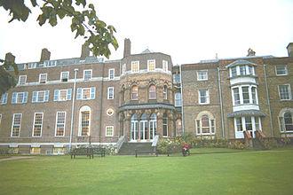A. E. Levett - Library, St. Hilda's College, Oxford
