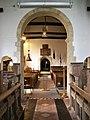 St John, Westfield, chancel arch 01.jpg