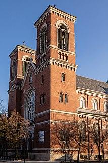 St. Joseph Roman Catholic Church (Chicago) Church in Chicago, United States