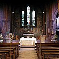 St Mark's Church, Lymington Avenue, London N22 - East end - geograph.org.uk - 1074029.jpg