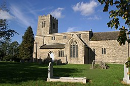 St Mary Haddon Church - geograph.org.uk - 309533.jpg