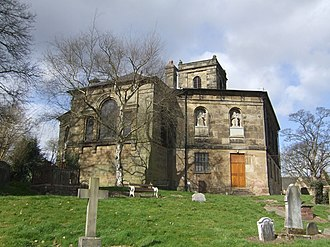 Madeley, Shropshire - St Michael's Church