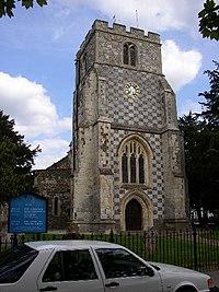 St Nicholas's Church, Barton in the Clay - geograph.org.uk - 86211.jpg