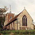 St Nicholas, Arrington - geograph.org.uk - 1151399 (cropped).jpg