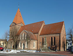 St. Paul Church of Schwaan
