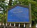 St Peter's Parish Church, Newton-in-Makerfield, Sign - geograph.org.uk - 1316167.jpg