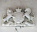 St Peter's church - royal arms - geograph.org.uk - 1332125.jpg