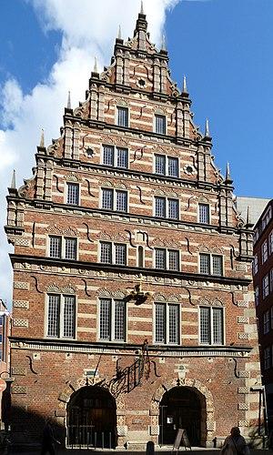 Langenstraße (Bremen) - Image: Stadtwaage FHB0831,T