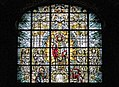 Stained glass window at St Alphege, Greenwich.jpg