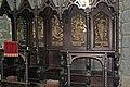 Stalls in the Chancel, St Conan's Kirk, Lochawe - geograph.org.uk - 381507.jpg