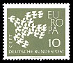 Stamps of Germany (BRD) 1961, MiNr 367.jpg