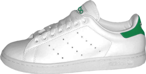 Adidas Stan Smith Verte Et Blanche