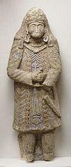 Standing Figure with Jeweled Headdress