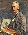 Stanhope Forbes Portrait of an Artist William Pascoe 1933.jpg