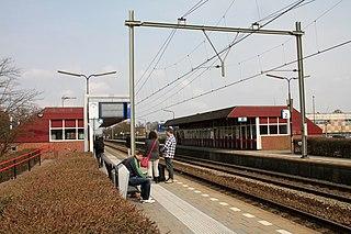 Alkmaar Noord railway station railway station