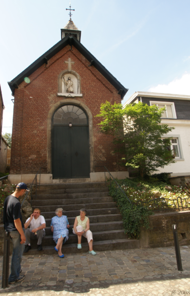 Stavelot (Belgium): Saint Roch Chapel