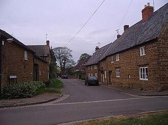 Staverton, Northamptonshire - Image: Staverton 22,04,2007