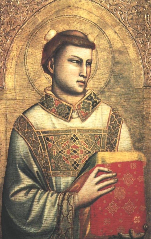 Życiorys - Św. Szczepan — sługa ubogich i pierwszy męczennik