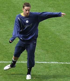 Steven MacLean (footballer) - MacLean as a Sheffield Wednesday player