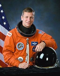 Steven R. Nagel American astronaut