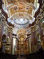 Stiftskirche Melk Innenraum 1.JPG