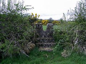 Mass path - Ranaghan Westmeath Mass-path Stile