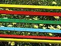 Still Life with Park Bench and Flowers - Saranda - Albania (28472935238).jpg
