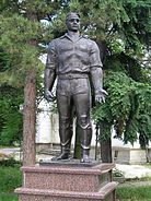 Stiv Naumov Bitola spomenik