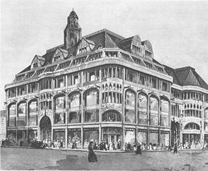 Carl Moritz - Image: Stollwerckhaus 1906
