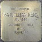 Stolperstein Böchingen Kern Marcellian.jpeg