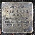 Stolperstein Pariser Str 45 (Wilmd) Ella Norden.jpg