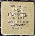 Stolperstein Remscheid Alleestraße 6 Benno Löwenstein.jpg