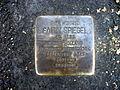 Stolperstein Sally Spiegel Rheinallee 4 Bonn.JPG