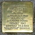 Stolperstein Verden - Anna Röhrs (1913).jpg