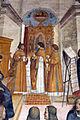 Storie di s. benedetto, 33 sodoma - Come Benedetto scomunica due religiose e le assolve poi che furono morte 04.JPG