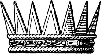 Eastern crown - Image: Ströhl Rangkronen Fig. 53