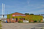 Stralsund, Dänholmstraße 11, ehemalige Reparaturwerft (2013-07-08), by Klugschnacker in Wikipedia (1).JPG