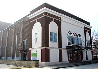 Strand Theater (Plattsburgh, New York) United States historic place