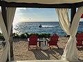 Strandbett Cozumel Mexiko (22236408592).jpg