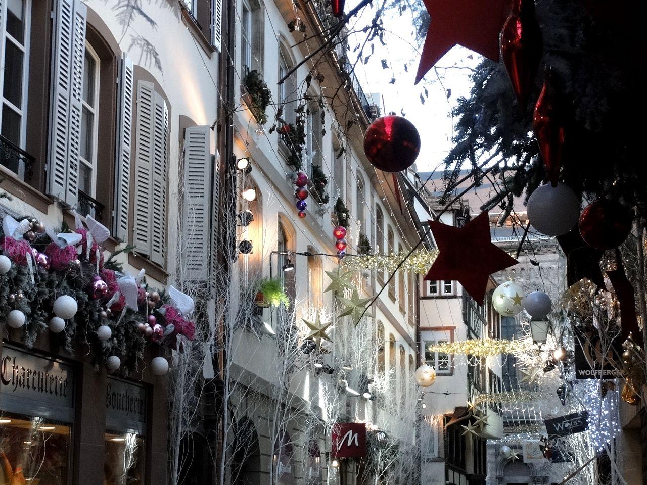 Les Decoration De Noel Est Jusqu  Ef Bf Bd Quand A Londre